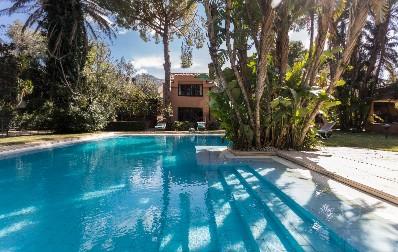 sicily area information discover mondello holiday villa adriana pool garden