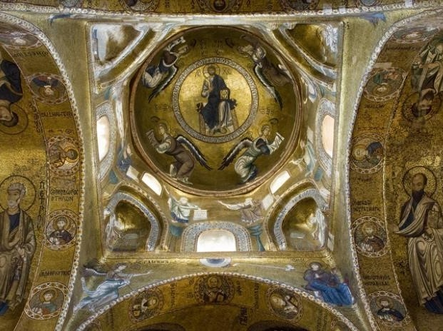 sicily guide palermo palazzo normanni cappella palatina art and culture sightseeing