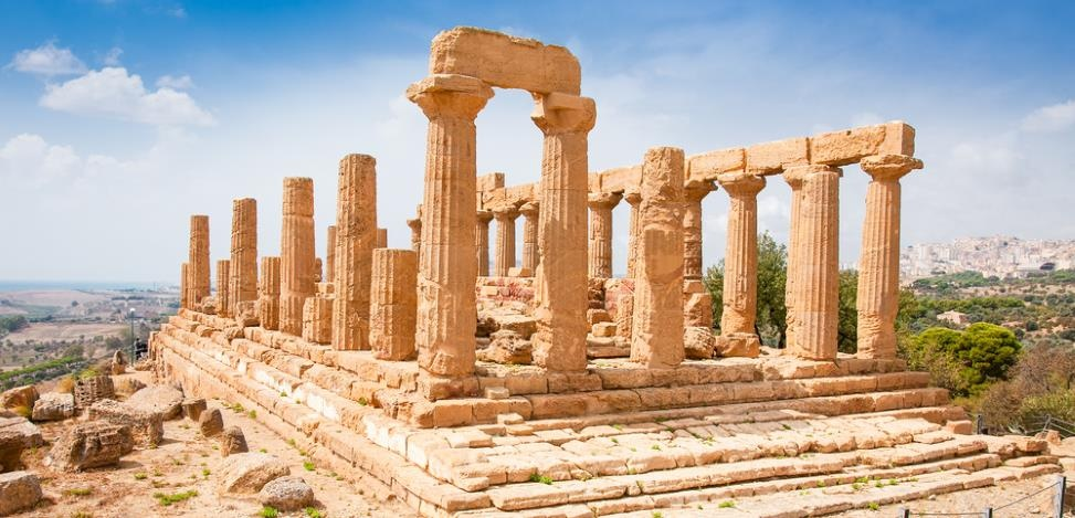 sicily guide history of sicily greek temple agrigento segesta selinunte holiday