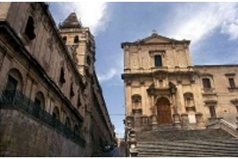 sicily guide holiday information sicilian cities noto baroque style architecture unesco