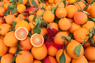 sicily guide food beverage typical traditional oranges fruit