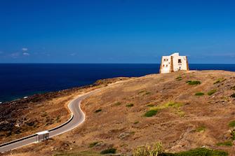 sicily guide holiday information sicilian cities travel sightseeing sicilian islands ustica landscape sea