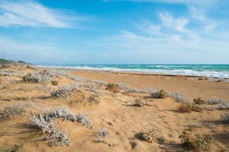sicily area information discover selinunte holiday villa seaside sea sand beach