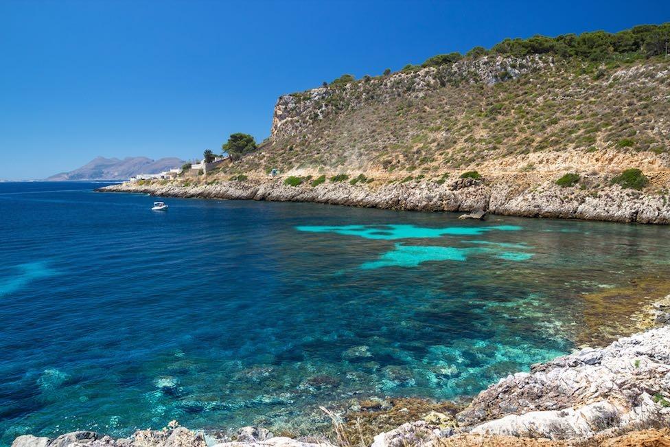 sicily guide holiday vacation west southwest sea shore beach villa